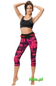 Gwinner Slimming Capri III - wyszczuplające krótkie legginsy damskie