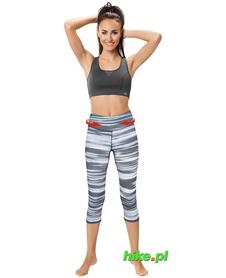 Gwinner Slimming Capri IV - wyszczuplające krótkie legginsy damskie