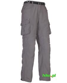 Milo Nagev Lady Grey - damskie spodnie trekkingowe