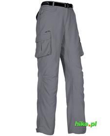 Milo Nagev Long Lady Grey - damskie spodnie trekkingowe