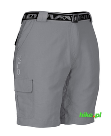 Milo Nagev Shorts Lady Grey - damskie spodenki turystyczne