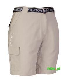 Milo Nagev Shorts Lady Sand - damskie spodenki trekkingowe