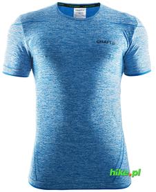 Craft Active Comfort RN - koszulka męska z krótkim rękawem niebieska
