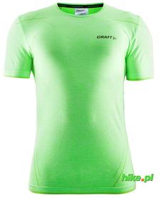 Craft Active Comfort RN - koszulka męska z krótkim rękawem zielona