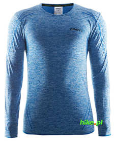 Craft Active Comfort RN LS - koszulka męska z długim rękawem niebieska