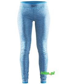Craft Active Comfort Pants - damskie ciepłe getry niebieskie