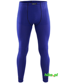 Craft Be Active Extreme męskie kalesony termoaktywne niebieskie