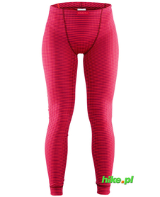 Craft Be Active Extreme damskie getry termoaktywne czerwone