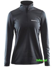 Craft Swift Halfzip damska bluza czarna