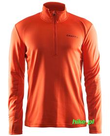 Craft Swift Halfzip męska bluza pomarańczowa