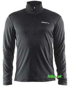 Craft Swift Halfzip męska bluza czarna