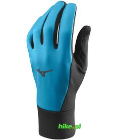 rękawiczki Mizuno WarmaLite Glove niebieskie