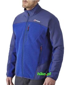 męska bluza polarowa Berghaus Fortrose Pro niebieska