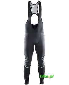 Craft Storm Bib Thighs męskie wiatroszczelne spodnie rowerowe