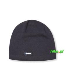 wiatroszczelna czapka Kama AW19 czarna