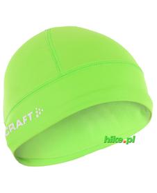 czapka Craft Light Thermal jasnozielona