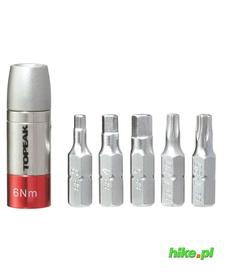 Topeak Nano Torqbox 6 klucz dynamometryczny