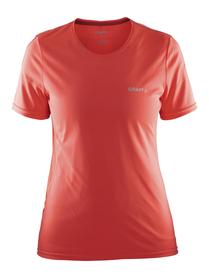 Craft Mind SS tee - damska koszulka - pomarańczowa SS16