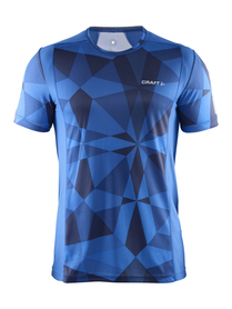 Koszulka Craft Devotion SS Tee  niebieska SS16