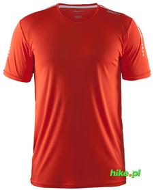 Koszulka Craft Mind SS TEE pomarańczowy SS16