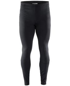 męskie legginsy do biegania Craft Mind Tights czarne SS16