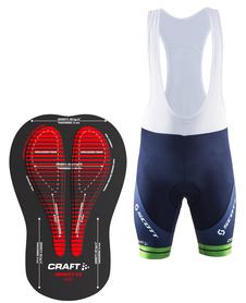 Craft Orica Greenedge Replica Bib Shorts SS16