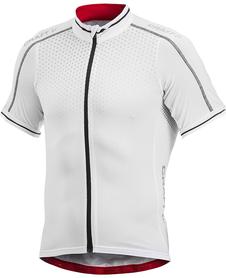 Craft Glow Jersey - męska koszulka rowerowa - biała SS16