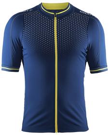 Craft Glow Jersey - męska koszulka rowerowa - granatowa SS16