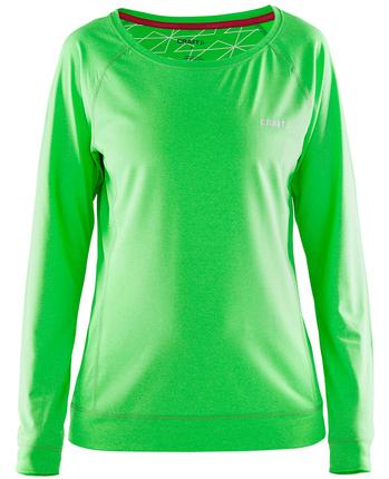 Craft Fitness Pure Light - damska bluza zielona