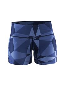 damskie spodenki Craft Pure Short niebieskie SS16