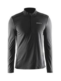 Craft Precise Halfzip - bluza męska - czarna SS16