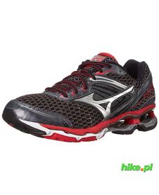 buty do biegania Mizuno Wave Creation 17 czarno-czerwone AW15