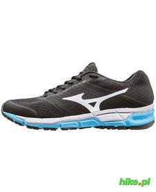 buty do biegania Mizuno Synchro MX  black/white/atomic blue SS16