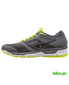 buty do biegania Mizuno Synchro MX Dark Shadow/Black/Safety Yellow SS16