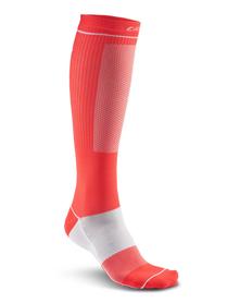 Craft Compression Sock - skarpetka sportowa - pomarańczowe SS16