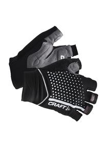 rękawiczki rowerowe - unisex - Glow Glovie czarne SS16