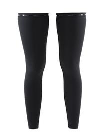 Craft Leg Warmer - ocieplacz na nogi - czarny SS16