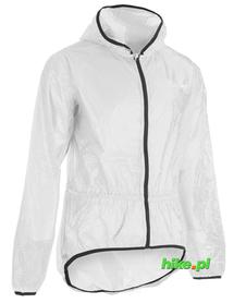 Silvini Savio - rowerowa kurtka przeciwdeszczowa biała