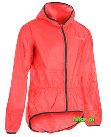 Silvini Savio - rowerowa kurtka przeciwdeszczowa czerwona