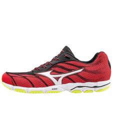 Mizuno Wave Hitogami 3 - buty do biegania - czerwone SS16