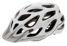 damski kask rowerowy Alpina Mythos 3.0 - biało-srebrny SS17