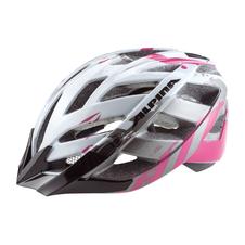 Alpina Panoma - kask rowerowy - biały-perłowy, magenta SS19