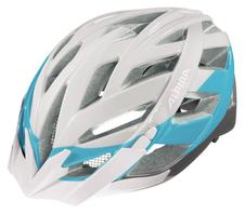 Alpina Panoma - kask rowerowy - biało-niebiesko-grafitowy SS16