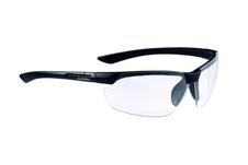 Okulary rowerowe - Alpina Draff clear S0 - black matt SS16