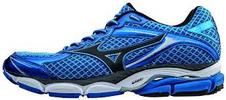 Mizuno Wave Ultima 7 - męskie buty do biegania - Niebieskie SS16