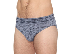 Męskie Slipy - Brubeck Fusion - jeansowe SS16
