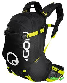 Ergon BA3 Evo plecak rowerowy czarny-laser