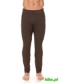 Brubeck piżama Comfort Night - spodnie męskie brązowe