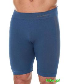 Brubeck piżama Comfort Night - krótkie spodenki męskie niebieskie
