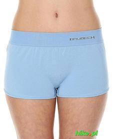 Brubeck piżama Comfort Night - bokserki damskie błękitne